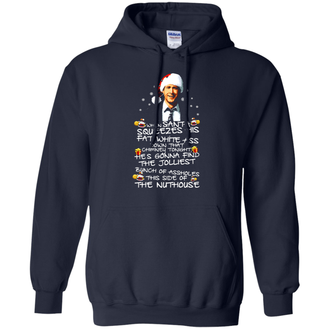 Agr This Side Of The Nuthouse Christmas Vacation Hoodie _y3d2rdlk 89