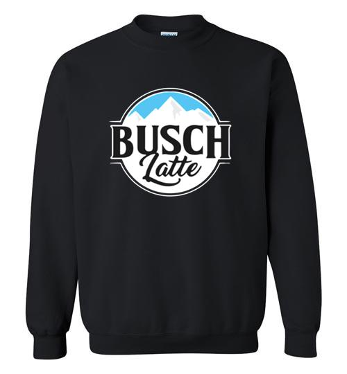 Busch Latte Crewneck Sweatshirt
