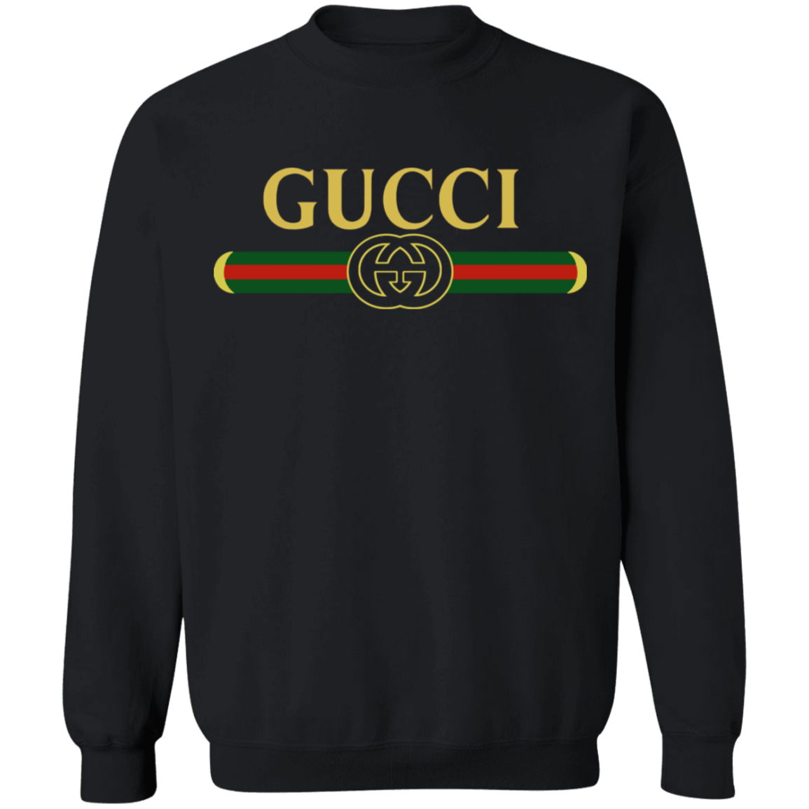 Gucci Logo Vintage For Men Women Youth Inspired Sweatshirt