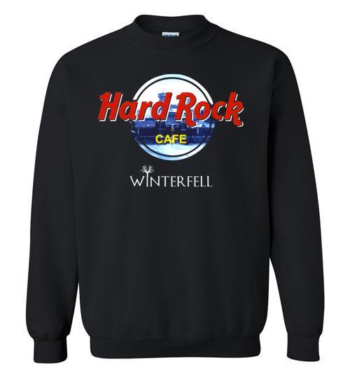 Hard Rock Cafe Winterfell Crewneck Sweatshirt 2829052943