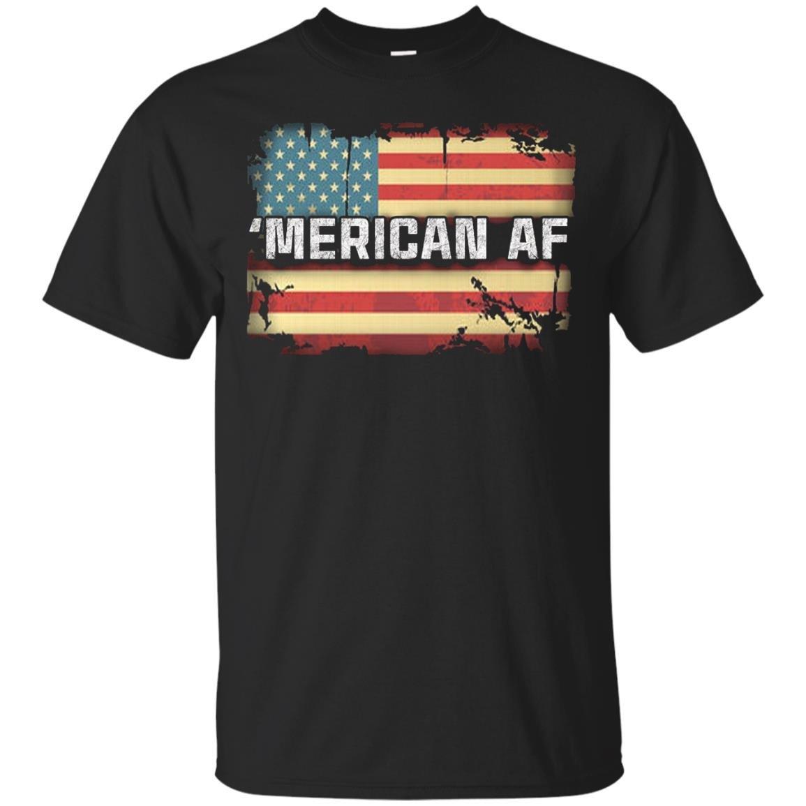'merican Af America 4th Of July Shirts – T Shirt