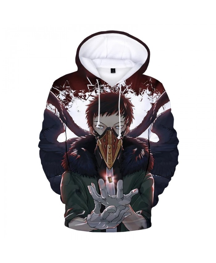 My Hero Academia Overhaul 3d Print Hoodie Sweatshirts Men Women Fashion Casual Pullover Unisex Streetwear Oversized Hoodies