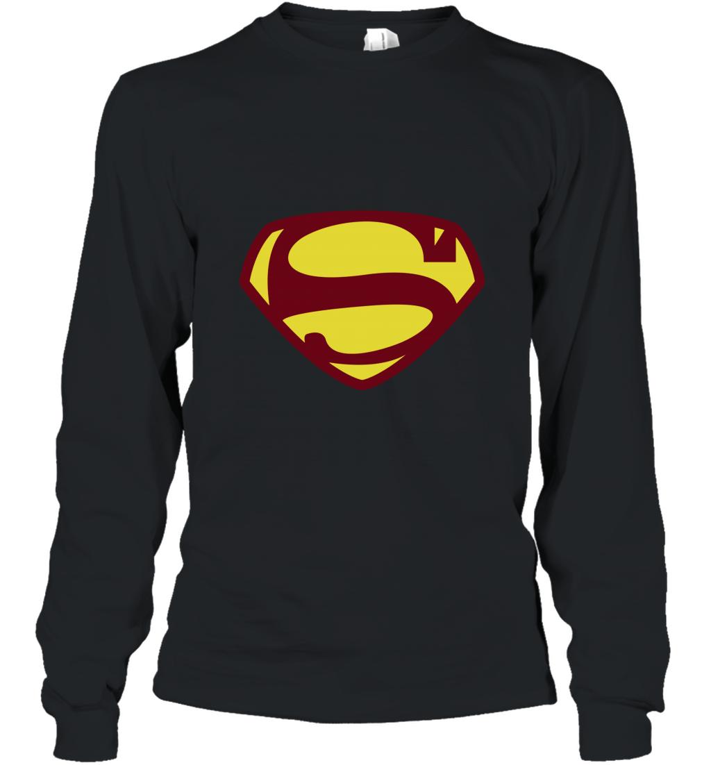 (s) George Reeves Superman T Shirt Men Long Sleeve