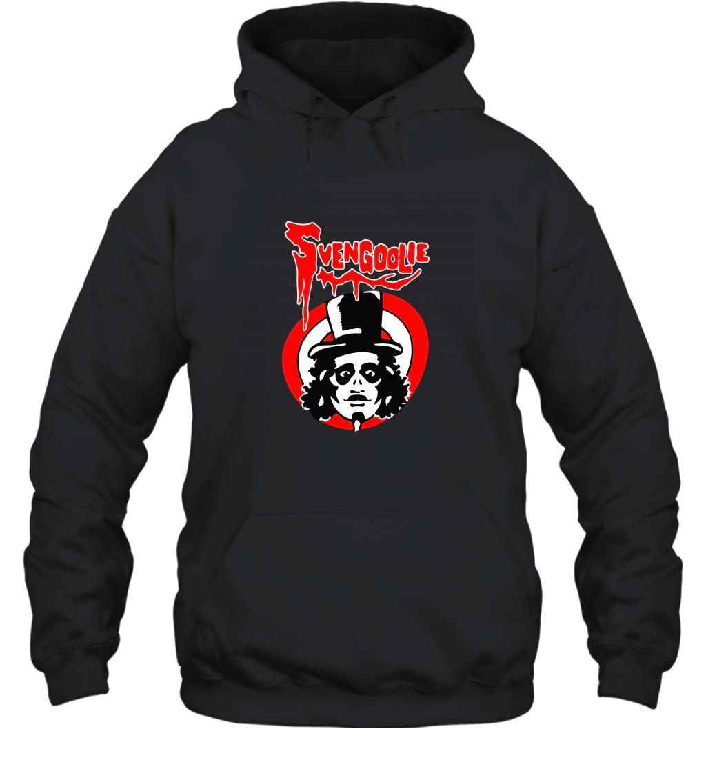 Svengoolie T Shirt Hooded