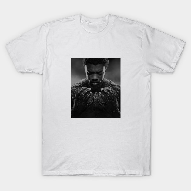 The King Black Panther T-shirt